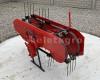 Yanmar SFT80 önjáró fűkasza HM135 rendsodróval  (19)