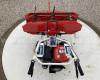 Yanmar SFT80 önjáró fűkasza HM135 rendsodróval  (8)