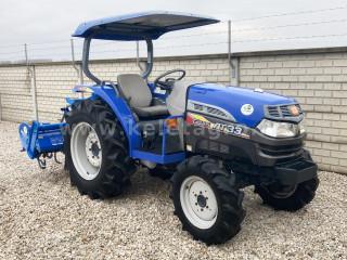 Iseki AT33-S AT-Shift Japanese Compact Tractor (1)