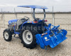 Iseki AT33-S AT-Shift Japanese Compact Tractor (5)