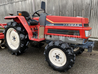 Yanmar FX235D Japanese Compact Tractor (1)