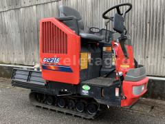 Yanmar GC215 crawler - Kleintraktoren -