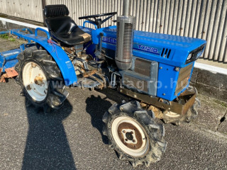 Iseki TX1210F Japanese Compact Tractor (1)