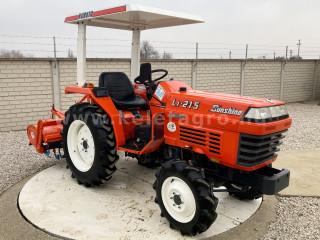 Kubota L1-215D Japanese Compact Tractor (1)