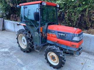 Kubota GL277 Cabin U-Shift HiSpeed Japanese Compact Tractor (1)