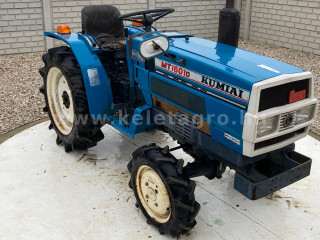 Mitsubishi MT1601D Japanese Compact Tractor (1)