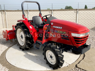 Yanmar AF330 Turbo Japanese Compact Tractor (1)
