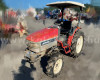 Yanmar F-250 Japanese Compact Tractor (4)