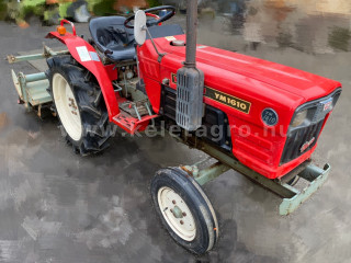 Yanmar YM1610 Japanese Compact Tractor (1)