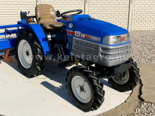 Iseki TM15F Japanese Compact Tractor (1)