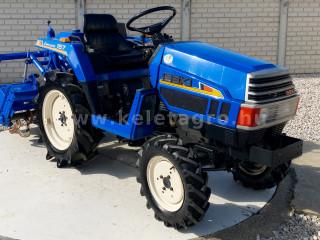 Iseki TU157F Japanese Compact Tractor (1)
