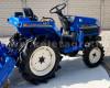 Iseki TU157F Japanese Compact Tractor (3)