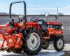 Kubota GL241 Japanese Compact Tractor (3)