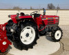 Shibaura D26F Japanese Compact Tractor (3)