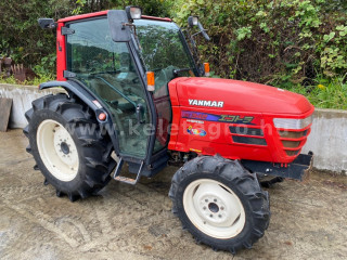 Yanmar AF342 PowerShift Cabin Hi-Speed Japanese Compact Tractor (1)