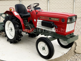 Yanmar YM1601 Japanese Compact Tractor (1)