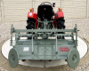 Yanmar YM1601 Japanese Compact Tractor (4)