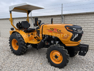 Force 435 Compact Tractor (1)