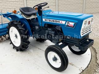 Mitsubishi D1500 Japanese Compact Tractor (1)