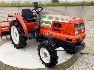 Hinomoto NX23 Japanese Compact Tractor (1)