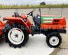 Hinomoto NX23 Japanese Compact Tractor (2)