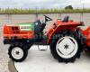 Hinomoto NX23 Japanese Compact Tractor (6)