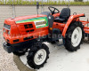 Hinomoto NX23 Japanese Compact Tractor (7)