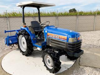 Iseki TF243 Japanese Compact Tractor (1)