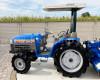 Iseki TF243 Japanese Compact Tractor (6)