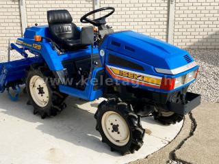 Iseki TU125F Japanese Compact Tractor (1)