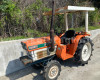 Kubota B1702DT Japanese Compact Tractor (4)