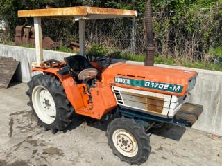 Kubota B1702DT Japanese Compact Tractor (1)