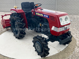 Shibaura SD1840 Japanese Compact Tractor (1)
