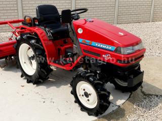 Yanmar KE-4D Japanese Compact Tractor (1)