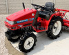 Yanmar KE-4D Japanese Compact Tractor (7)