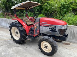 Yanmar US301 Japanese Compact Tractor (1)