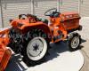 Kubota B1-16D Japanese Compact Tractor (3)