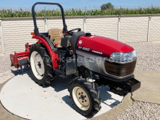 Yanmar EF220 Japanese Compact Tractor (1)