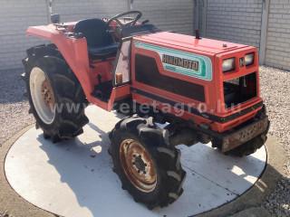 Hinomoto N279 Japanese Compact Tractor (1)