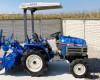 Iseki TM15F Japanese Compact Tractor (2)