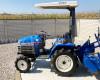 Iseki TM15F Japanese Compact Tractor (6)