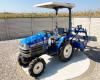 Iseki TM15F Japanese Compact Tractor (7)