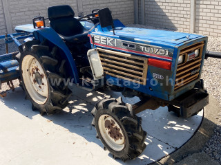 Iseki TU1701F Japanese Compact Tractor (1)