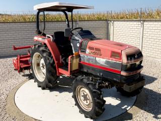Mitsubishi MT286 Japanese Compact Tractor (1)