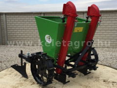 Two-row potato planter - Implements - Planters