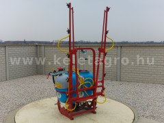 Sprayer (Mounted, 200L) with unversal frame - Implements - Sprayers