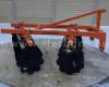 Disc harrow 200 cm, for Japanese compact tractors, Komondor SFT-200 (2)