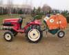 Bottleleuse, de micro tracteurs japonais, 50x70cm, Komondor RKB-850 (9)