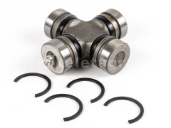 PTO shaft cross joint 26,5x72mm, inner seeger rings, for Japanese compact tractors, SUPER SALE PRICE! - Compact tractors -