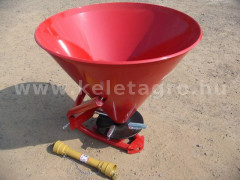 Compost Spreader (500L) with cardan shaft - Implements - Compost Spreaders